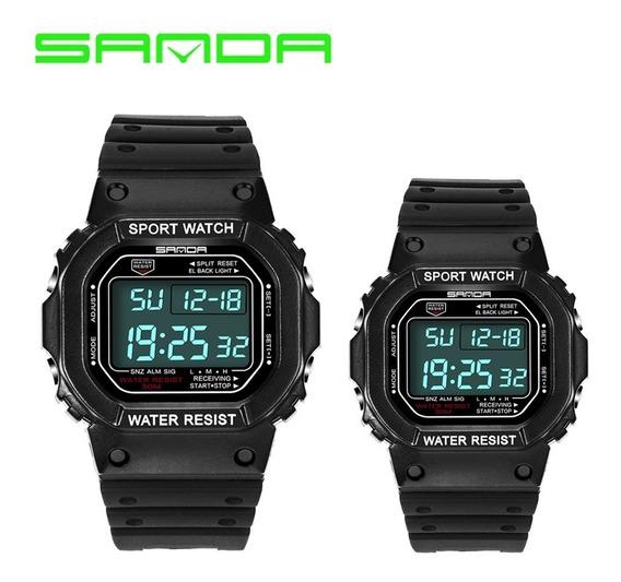 Reloj Tipo Militar Estilo Casio + Envio Gratis