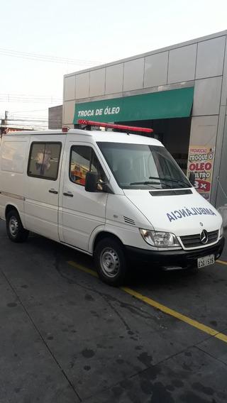 Ambulancia Mercedes Esprinter Cdi 313 Ano 2009