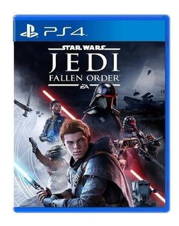 Star Wars Jedi Fallen Order Ps4 Disponible Entrega Inmediat