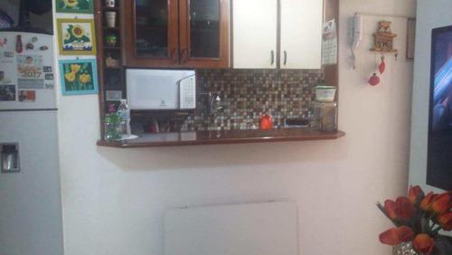 Apartamento Com 1 Dorm, Centro, São Vicente - R$ 140 Mil, Cod: 583 - V583