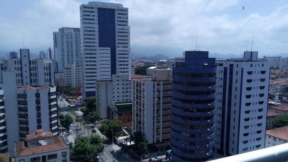 Sala Em Boqueirão, Santos/sp De 45m² Para Locação R$ 2.500,00/mes - Sa373885