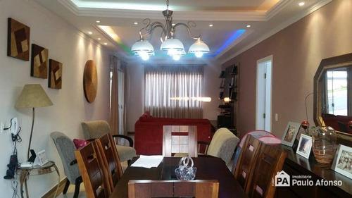 Casa Com 4 Dormitórios À Venda, 230 M² Por R$ 735.000,00 - Residencial Greenville - Poços De Caldas/mg - Ca1018