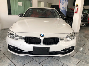 Bmw Serie 3 2.0 330ia Sport Line At 2017 Blanco