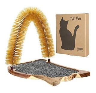 Tr Gato Gato Rascador Y Cuidado De Arco Mascota Gato Arco A