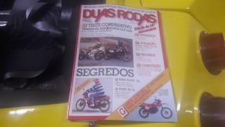 Revista Duas Rodas Nº 159 - Setembro/1988