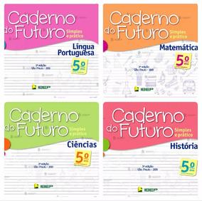Coleção Caderno Do Futuro 5 Ano Do Aluno