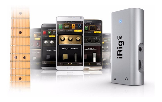 Interface Guitarra Ik Multimedia Irig Ua Universal