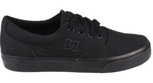 Tênis Dc Shoes New Flash Evo 2 Tx Preto/preto