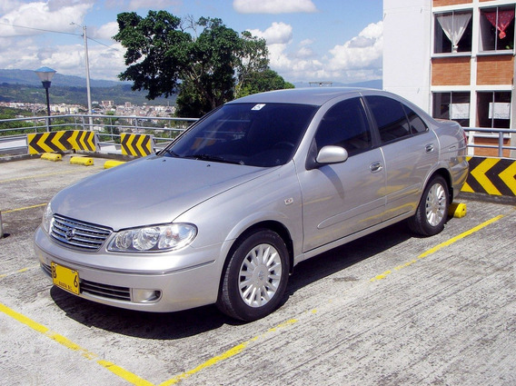 Nissan Almera Sg 1600 At - Full Equipo Original