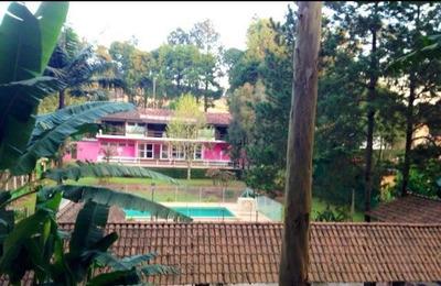 Casa Residencial À Venda, Granja Viana, Embu Das Artes - Ca9349. - Ca9349