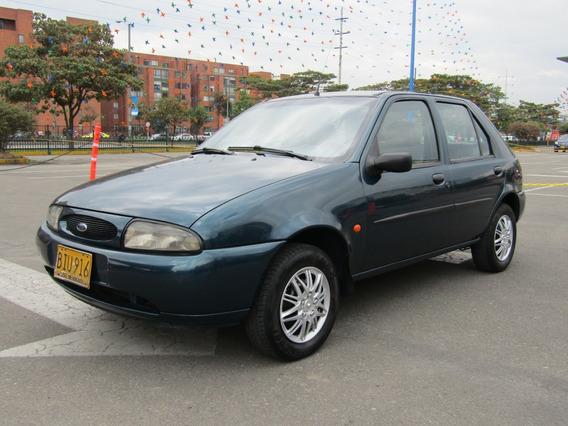 Ford Fiesta Mt 1300