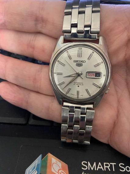 Relógio Seiko 6119 Original Automático