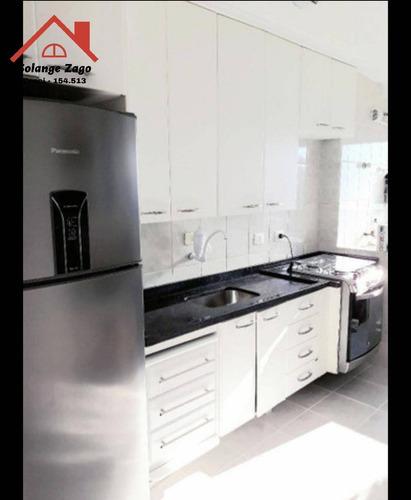 Apartamento No Jardim Umarizal - 2 Dorms - 51 M² - 1896