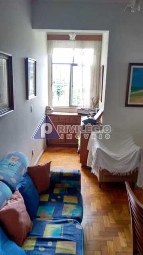 Apartamento À Venda, 2 Quartos, Leblon - Rio De Janeiro/rj - 16563