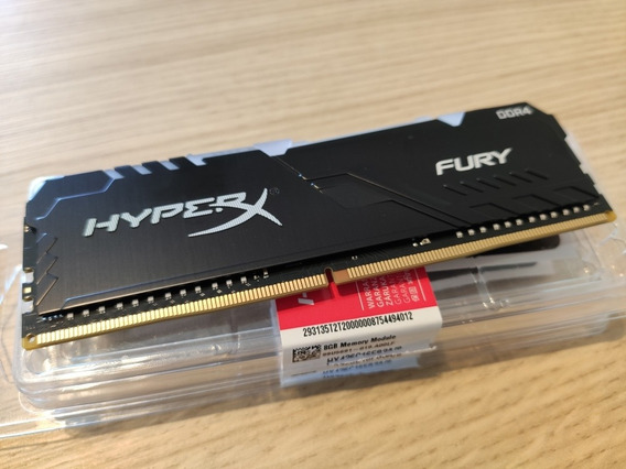 Memoria Hyperx Rgb 2x8gb 2666mhz
