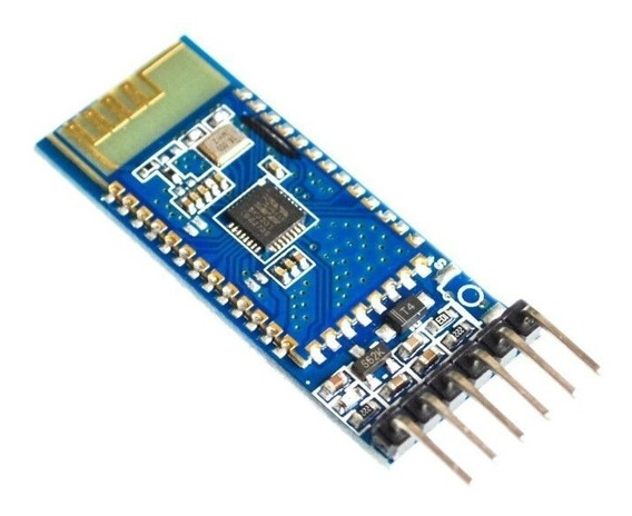 Módulo Bluetooth Serial Spp-c Ttl Arduino Subst Hc-05 Hc-06