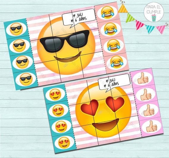 Emojis Tateti Souvenir Personalizado Imantado X10u