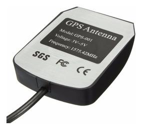 Antena Gps Conector Sma Rastreador - Central Multimidia