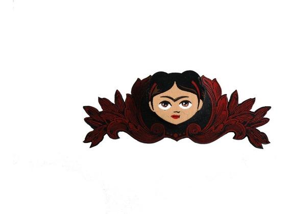Iman Artesanal Personaje Mexicano Cejona Neografika