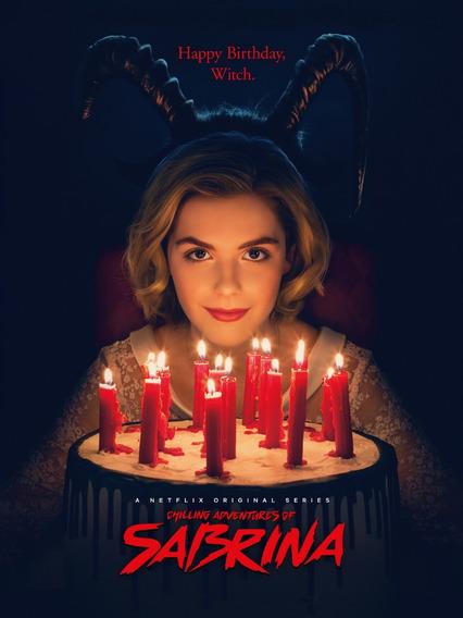 Dvd O Mundo Sombrio De Sabrina