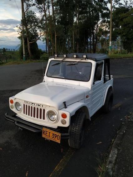 Suzuki Lj 80 De Lujo Modelo 81
