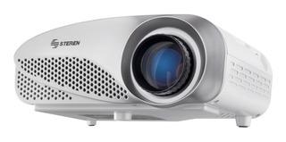 Mini-proyector Multimedia Portátil Steren Pro-100
