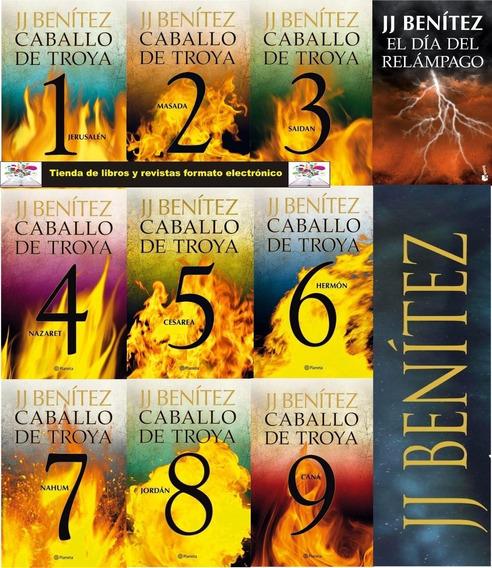 Caballo De Troya (saga Full) (10 Libros Y 9 Audio-libros)