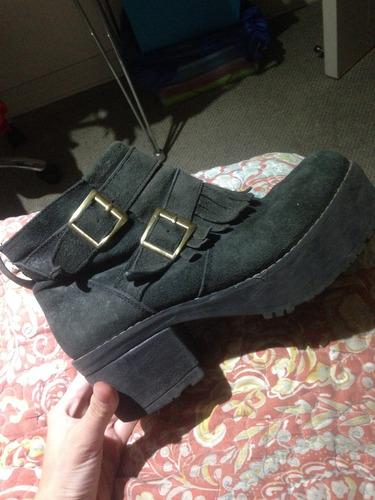 a80c260b Lindos Zapatos Juveniles Marca Detogni, Mujer - Calzados, Usado en ...