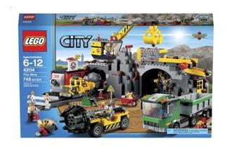 Lego La Mina De Oro