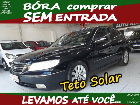 Azera Com Teto   Hyundai Azera Com Teto Solar 2009   Top.