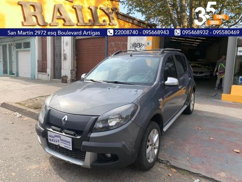 Renault Sandero Stepway 2013 Financiamos El 100%