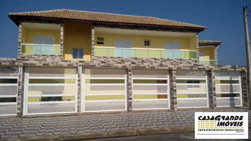 Imagem 1 de 17 de Casa De Condomínio Com 3 Dorms, Caiçara, Praia Grande - R$ 400 Mil, Cod: 5235 - V5235