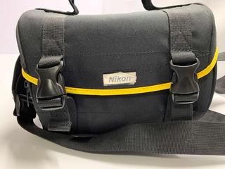 Funda Estuche Para Cámara Marca Nikon Nueva Original