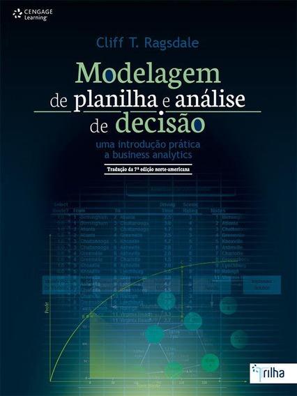 Modelagem De Planilha E Analise De Decisao - Traducao Da 7