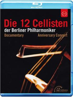 Los 12 Cellistas De La Filarmónica Berlin, Concierto Blu Ray