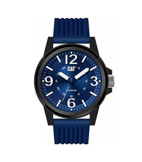 Reloj Cat Hombre Groovy Azul Lf11126632 Cat Watches Oficial