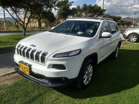 Jeep Cherokee Longitude Pluss