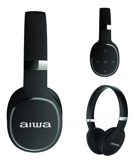 Fone De Ouvido Bluetooth Aiwa Aw2 Preto