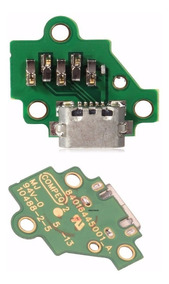 Conector De Carga Usb Motorola Moto G3 Com Placa