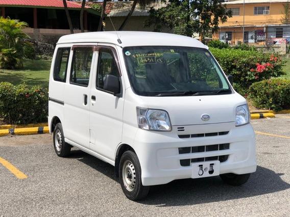 Daihatsu Hijet 2014 Color Blanco