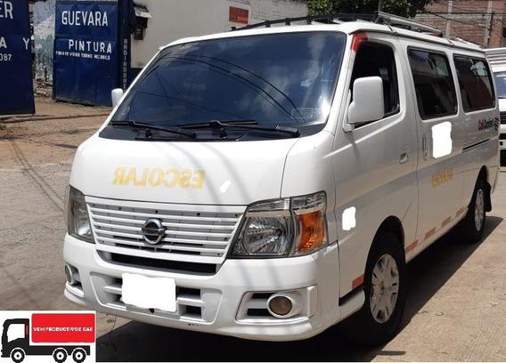 Nissan Urvan E25 2007