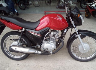 Honda Cg 125i Fan 2017/