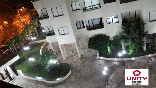 Apartamento Residencial À Venda, Vila Rosália, Guarulhos. - Ap0523