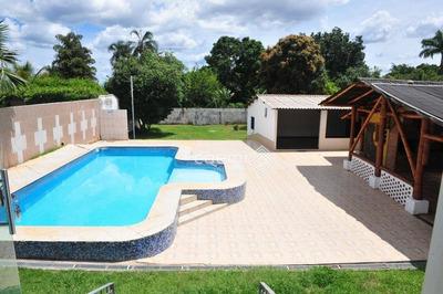 Casa Com 5 Dormitórios À Venda, 680 M² Excelente Para Reforma, Lago Norte Brasília/df - Ca0570