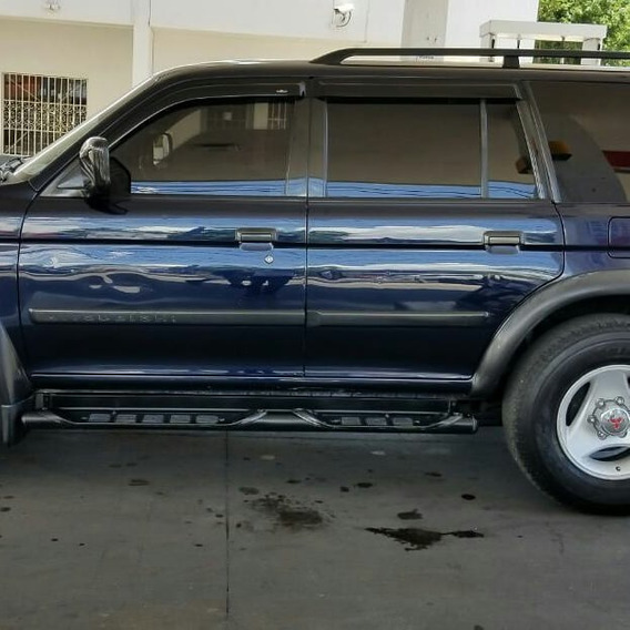 Mitsubishi Montero Financiamiento Disponible Inicial 120mil