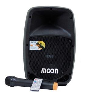 Bafle A Bateria Moon Batt8u Bluetooth, Mp3 Karaoke Microfono