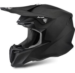 Casco Airoh Twist Moto Cross Enduro Negro