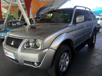 Pajero Sport 3.5 Hpe 4x4 2008 Automomático