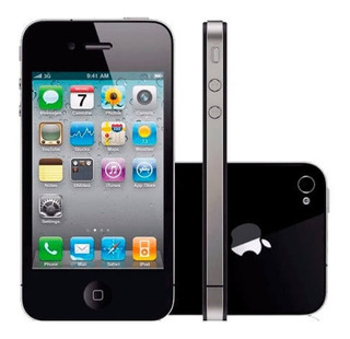 Apple iPhone 4 32gb Ios 4 3g Tela 3.5 Nf-e Original | Novo