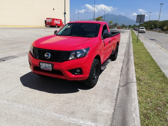 Nissan Np300 2.5 Pick-up Dh Mt 2016